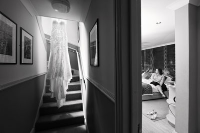 wedding dress the hoste arms burnham market norfolk