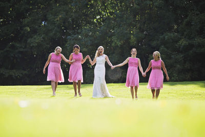 brasteds bridesmaids wedding photography