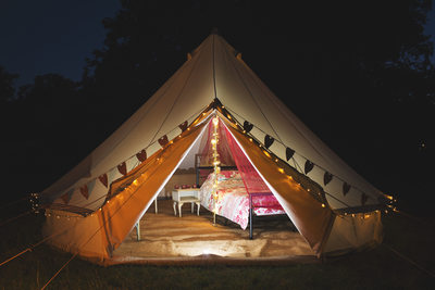norfolk wedding yurts