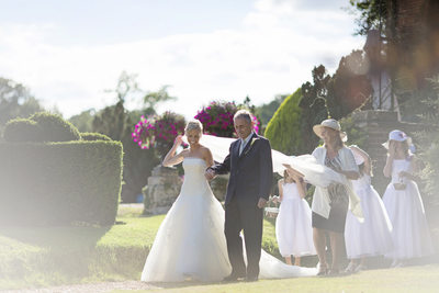 wedding at gunthorpe hall norfolk