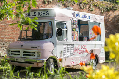 bills ices norfolk ice cream