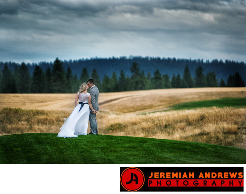 Stunning Wedding Photos at Coeur d Alene Casino