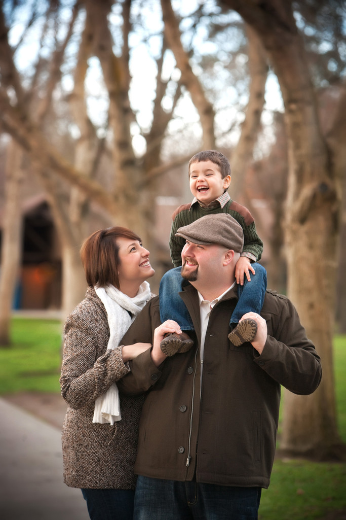 Best Family Portraits Spokane Washington
