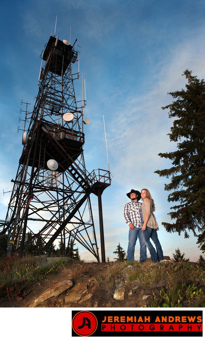 Lewiston Idaho Engagement Photographer