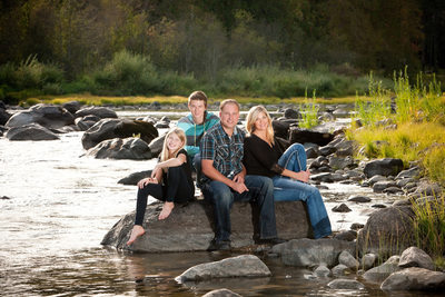Best Family Photographer in Spokane