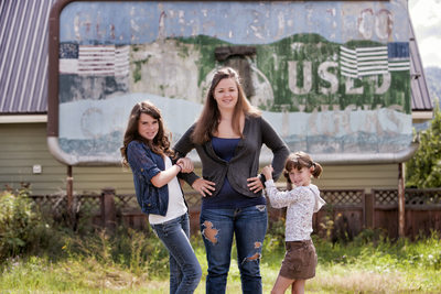 Sandpoint Idaho Family Pictures