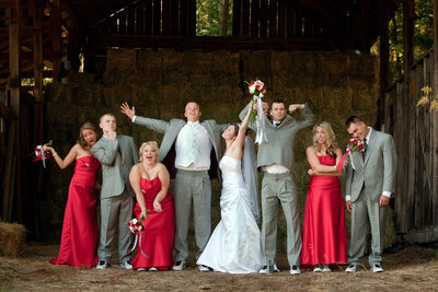 Spokane Washingtons Most Fun Wedding Photographer