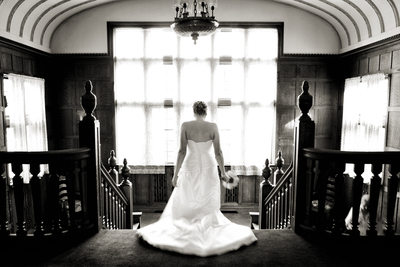 Bozarth Mansion Bride Photo Amazing Photography