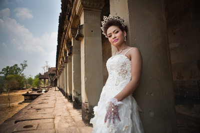 Cambodia Destination Wedding Photographer