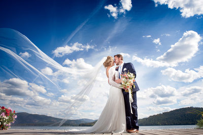 Sandpoint Idaho Dover Bay Wedding Photographer Photography Surrounding Areas