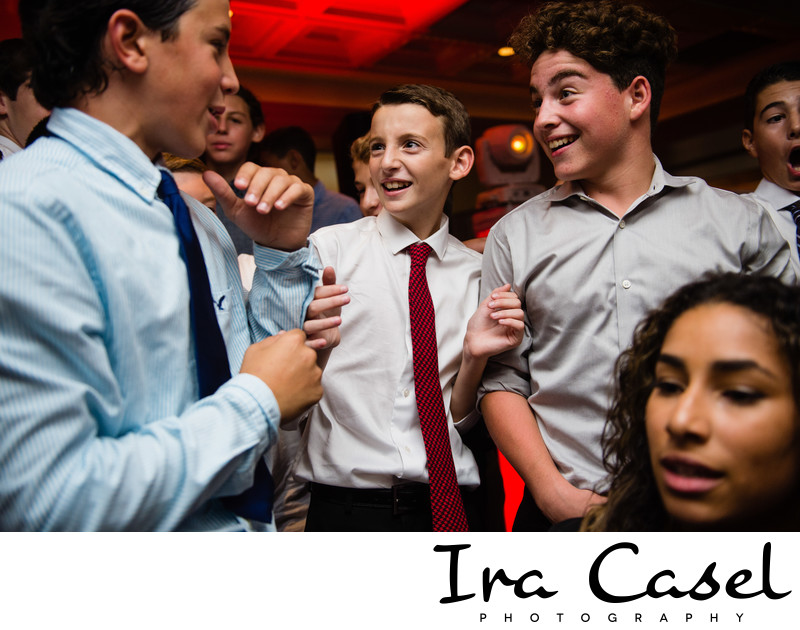Best Bar Mitzvah Photographer New Jersey