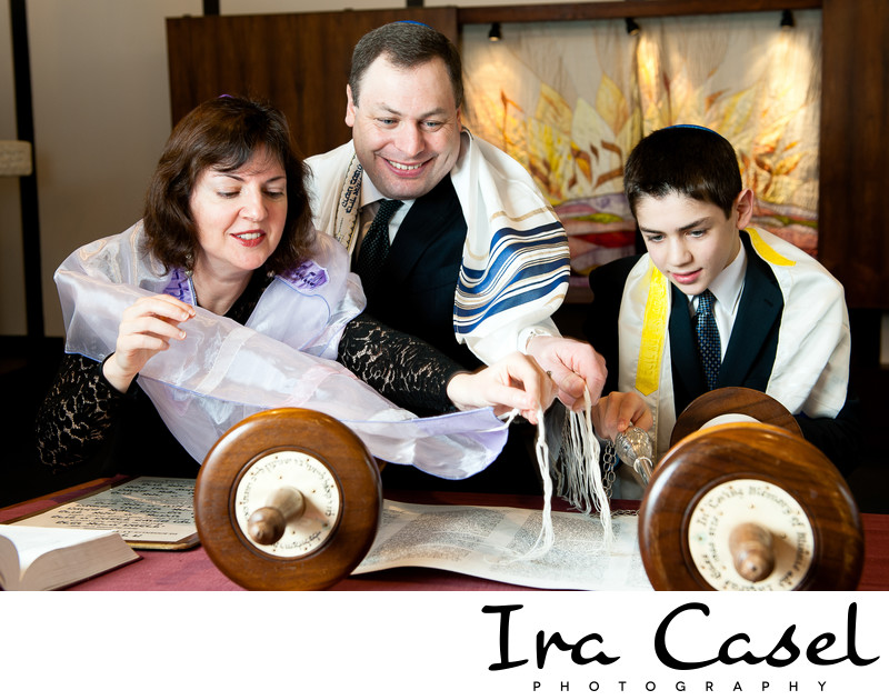 Best Bar Mitzvah Photographer - Beth El, South Orange