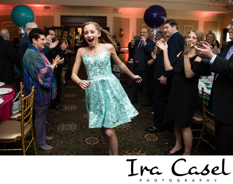 Best Bat Mitzvah Photographer Brooklake Country Club