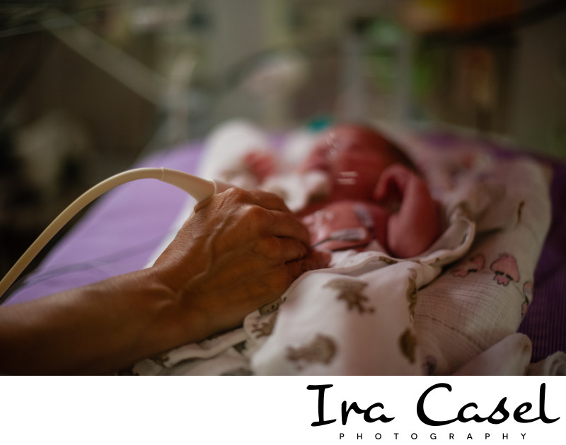 Photographer for neonatal ICU