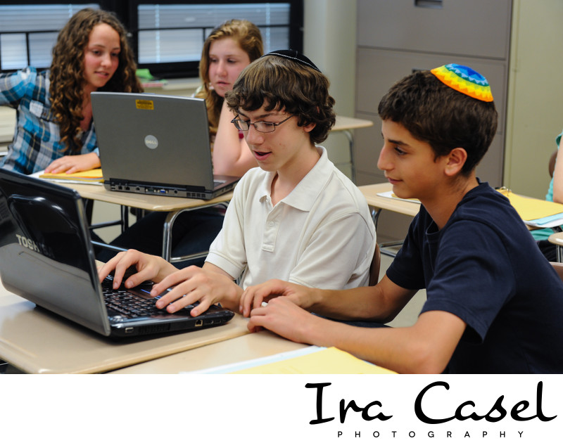Education Photograper - Jewish Day School