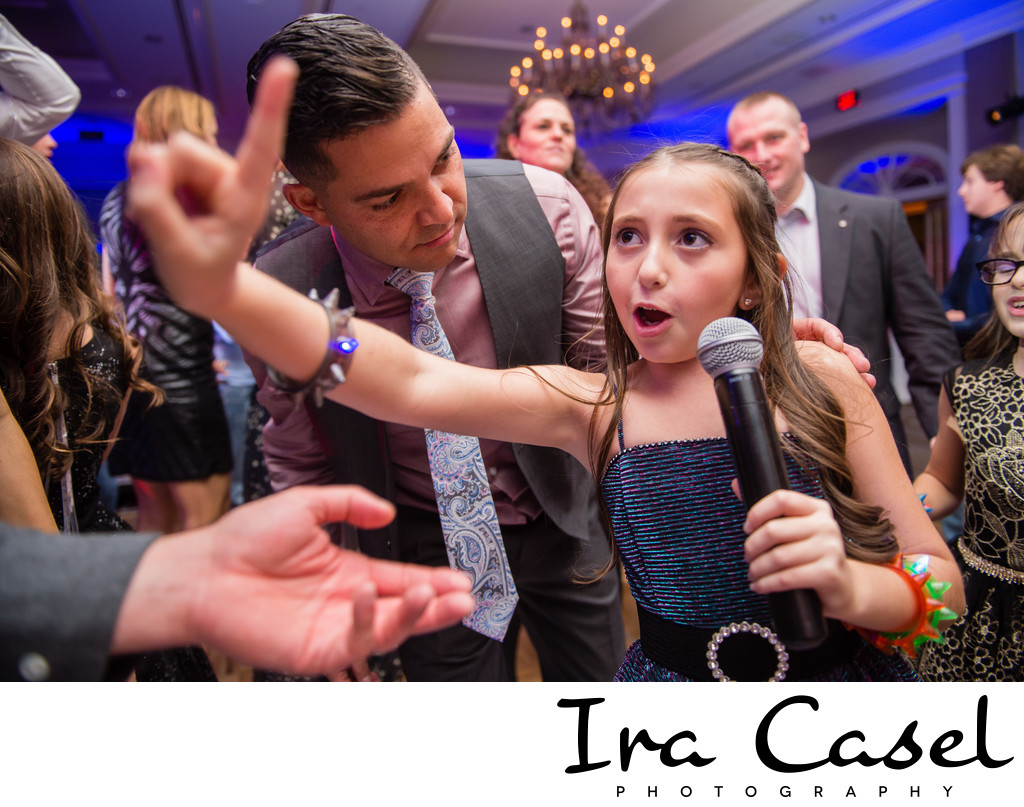 Best Hilton Short Hills Bar Mitzvah Photographer