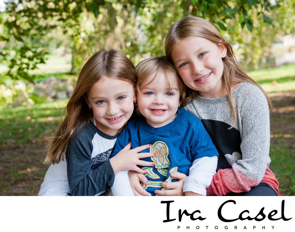 Children's Portrait Photographer in Short Hills NJ