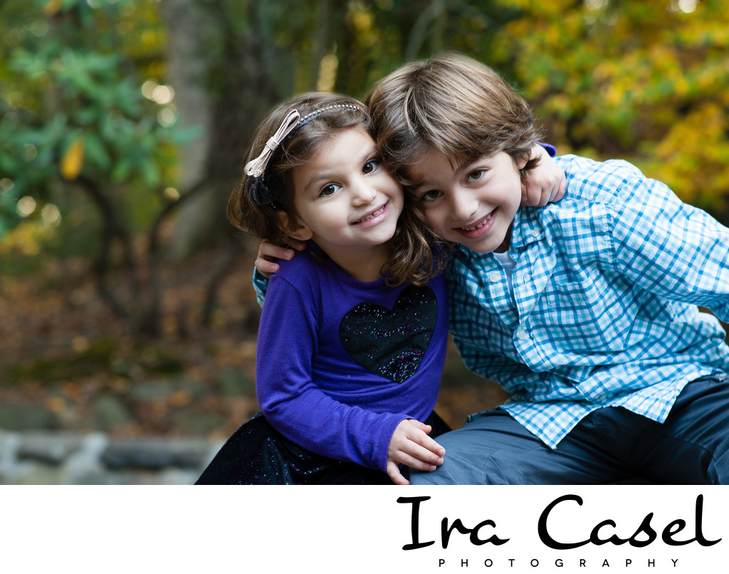Top Family Photographer in Short Hills New Jersey