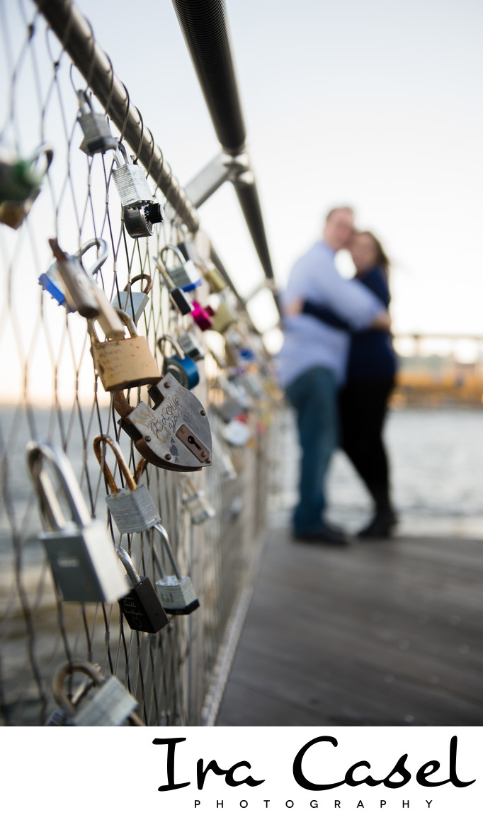 NJ Engagement Photographer for Hoboken Brides