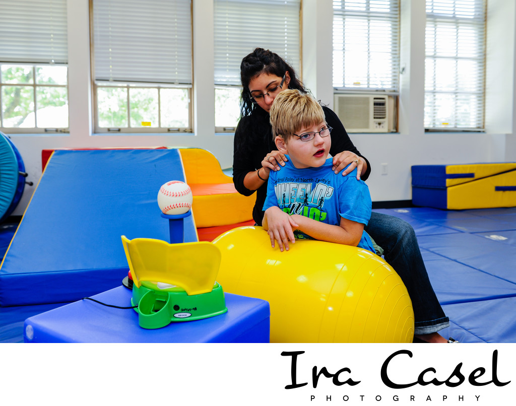 Photographer for special needs school web site NJ