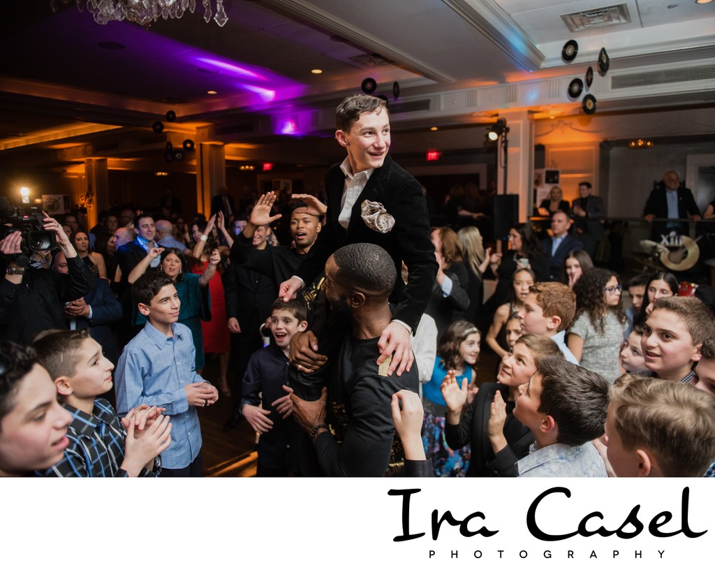 Mitzvah Photography at the Westin Governor Morris