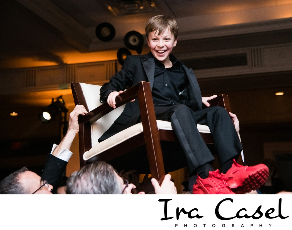 Top Livingston Bar Mitzvah Photographer