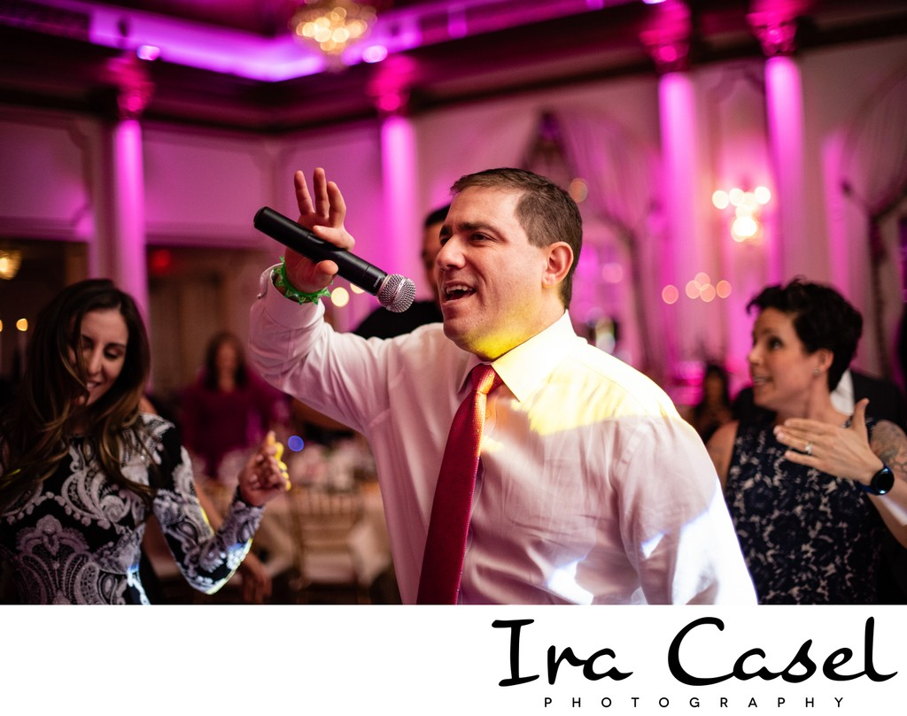 Bat Mitzvah Photography at the Crystal Plaza NJ