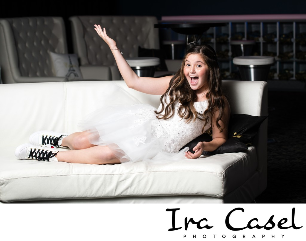 Bat Mitzvah Photography - Vegas