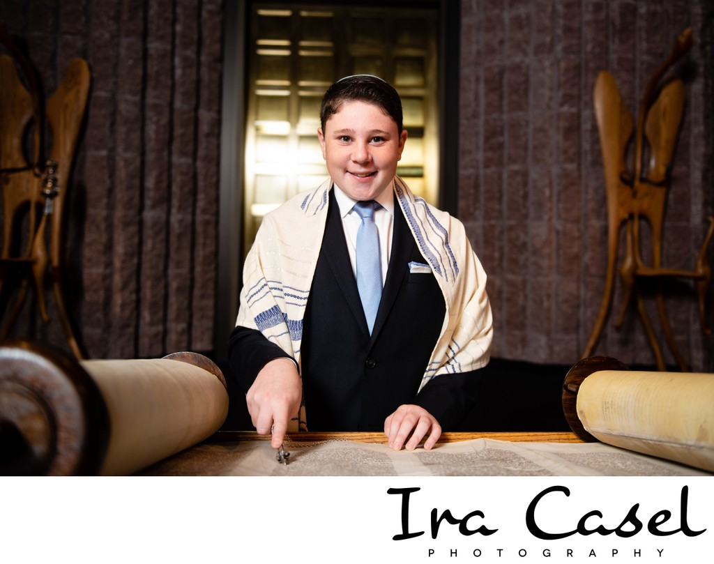 Bar Mitzvah Photography in New Jersey