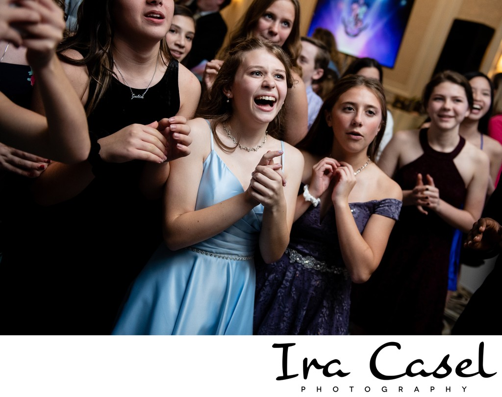Bat Mitzvah Photographer - Meadow Wood