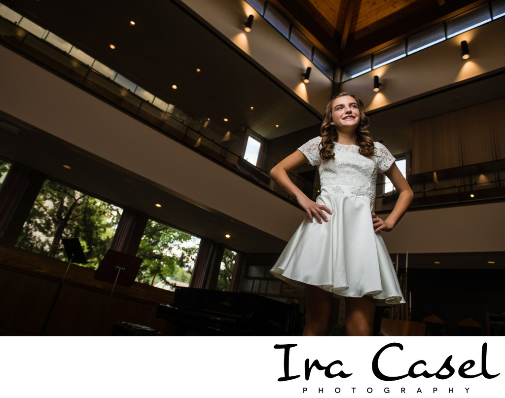 Top Morristown Bat Mitzvah Photographer
