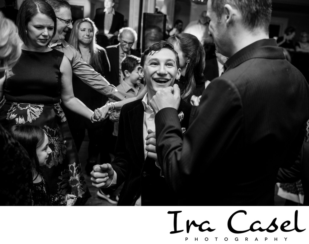 Best Candid Bar Mitzvah Photography
