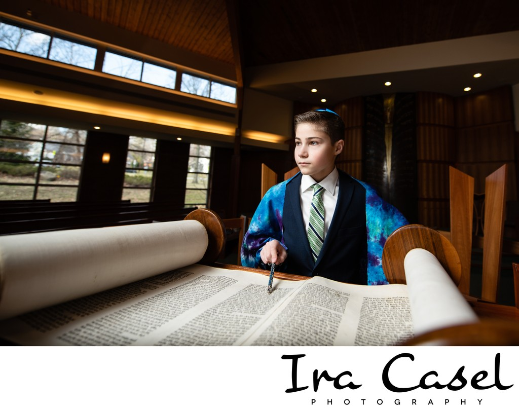 Best West Orange Bar Mitzvah Photographer