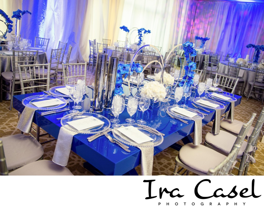 Bar Mitzvah Decor Crestmont Country Club