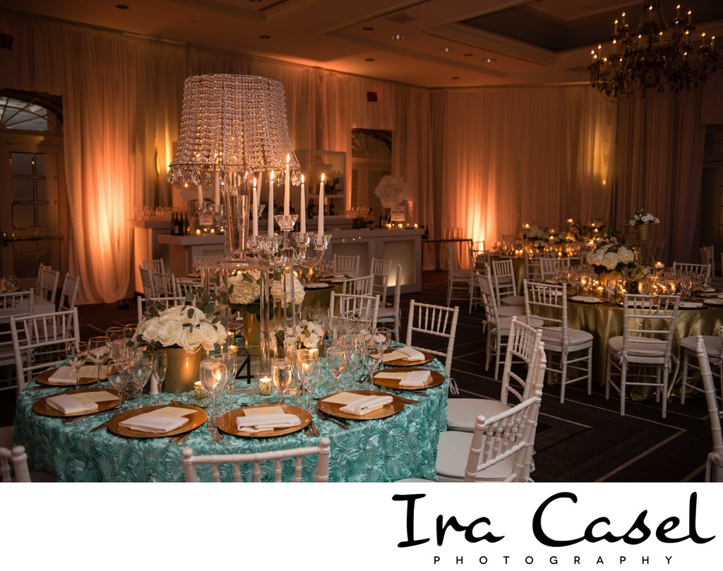 Romantic Feminine Bat Mitzvah Decor - Paris Theme