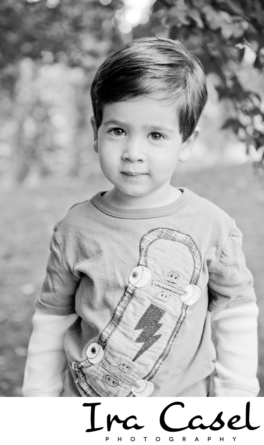 Maplewood Children's Portrait Photographer