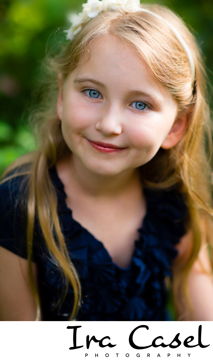 Short Hills Portrait Photographer for Kids and Families