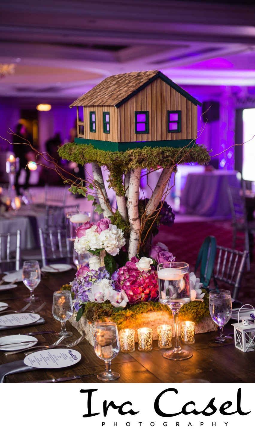 Incredible Camp-Themed Bat Mitzvah Party