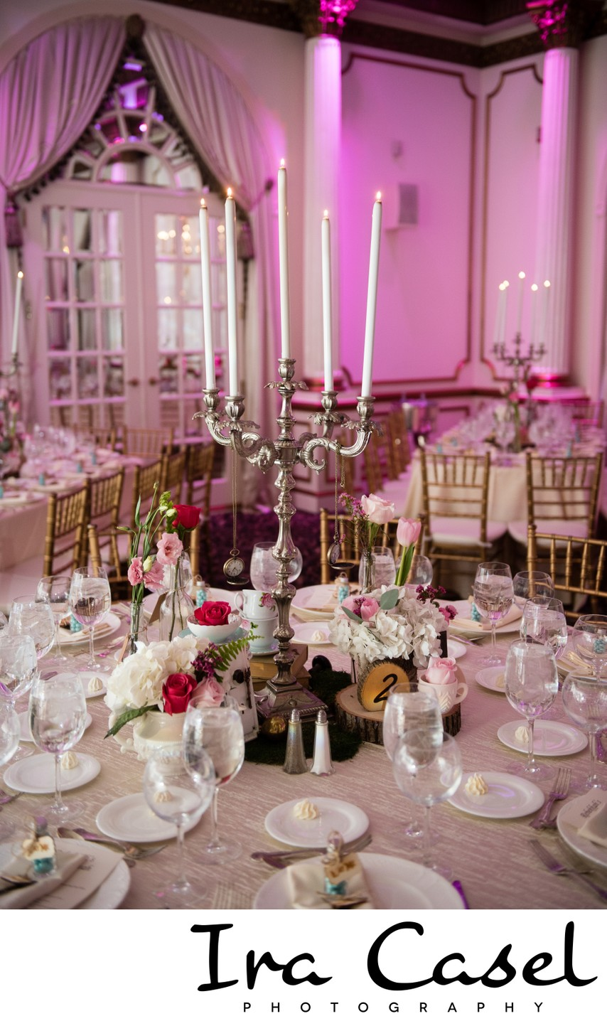 Fairytale Bat Mitzvah at the Crystal Plaza