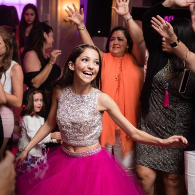 Bat Mitzvah Party Photographer Livingston NJ