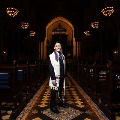 Best New York Bar Mitzvah Photographer
