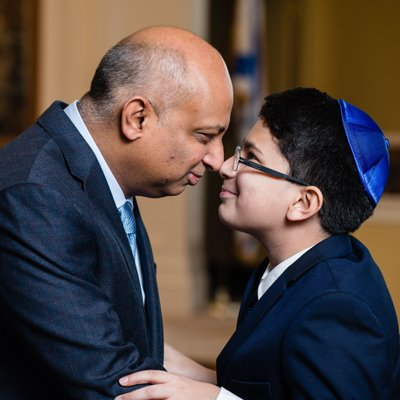 Candid Bar Mitzvah Photographs