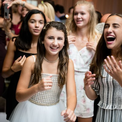 Hilton Short Hills Bat Mitzvah Photography
