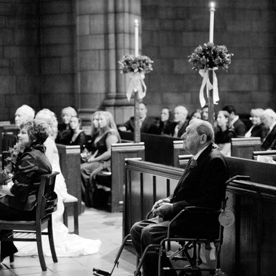 New York Wedding Photographer for 5th Avenue Cathedral