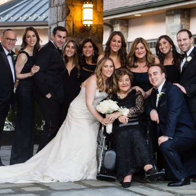 Jewish Wedding Photography in New Jersey