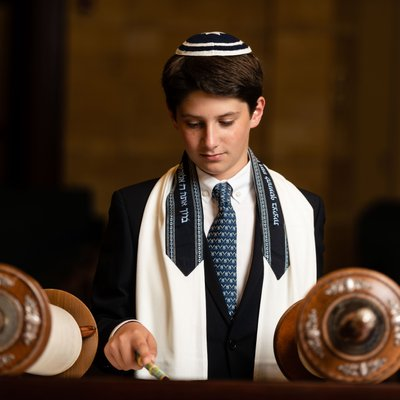 Bar Mitzvah Photographer Congregation Agudath Israel