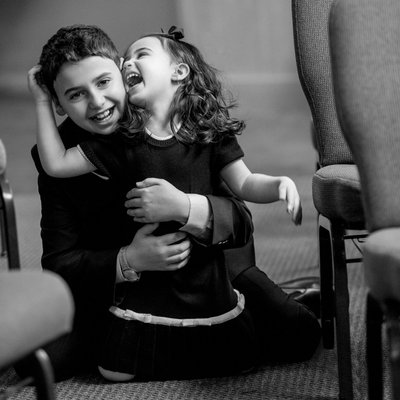 Bar Mitzvah Photography Family Temple Portraits