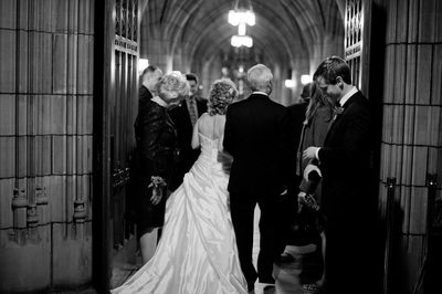 New York City Wedding Photographer for St.Thomas Church
