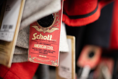 NJ Industrial Photography - Schott Jackets