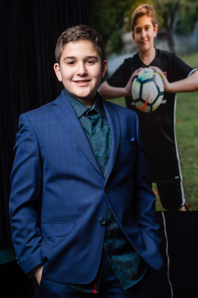 Best Bar Mitzvah Photographer in Livingston NJ
